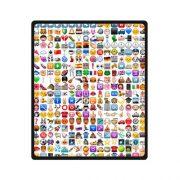 50-inches-x-60-inches-Medium-Emojis-Fleece-Blanket-0