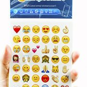 Emoji-Stickers-19-Sheets-with-Happy-Emojis-Faces-Icons-symbols-Popular-Kids-Stickers-from-iPhone-0-0
