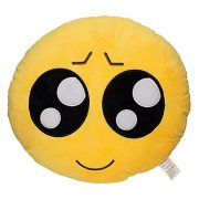 EvZ-32cm-Emoji-Smiley-Emoticon-Yellow-Round-Cushion-Pillow-Stuffed-Plush-Soft-Toy-0-7