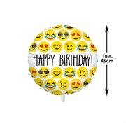 Ivenf-18-Mylar-Emoji-Happy-Birthday-Party-Balloons-Party-Supplies-10-Pack-Set-0-0