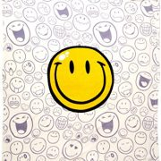 Smiley-World-50-x-60-Throw-Blanket-0-0