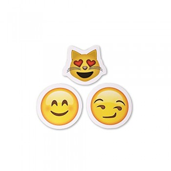 15-Unique-Emoji-Stickers-Each-Over-2-Variety-of-Emojis-Set-2-Heart-Eyes-Faces-Poo-More-Set-2-0