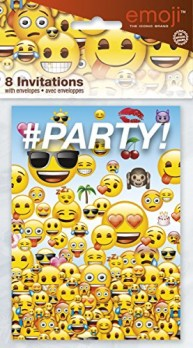 Emoji-Party-Invitations-8ct-0
