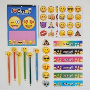 Emoji School Supply Fun Pack: Heart Eyes