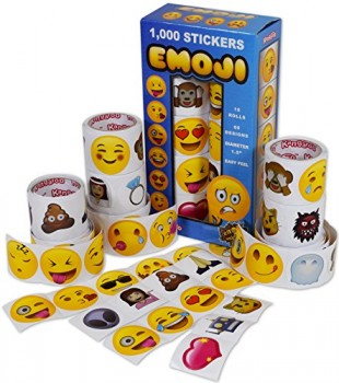 Emoji-Universe-Mega-Sticker-Assortment-1000-Unique-Emoji-Stickers-0