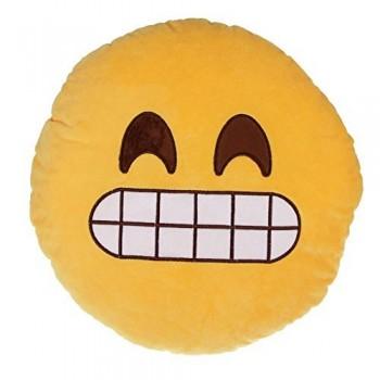 Sanheshun-Cute-32cm-Emoji-Smiley-Emoticon-Round-Cushion-Pillow-Stuffed-Plush-Soft-Toy-Gift-Hunger-0