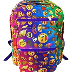 Top Trenz,Inc Emojicon Backpack